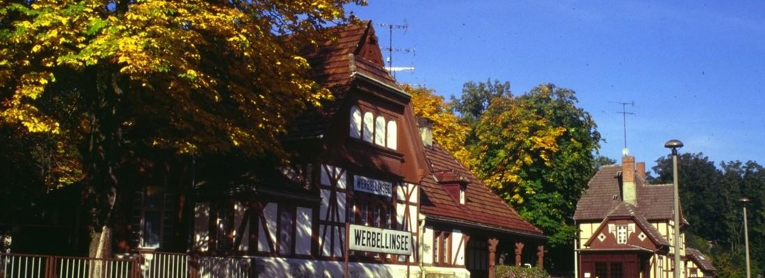 Bahnhof Werbellinsee