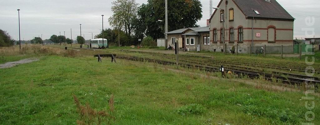 Bahnhof Herzberg (Mark)