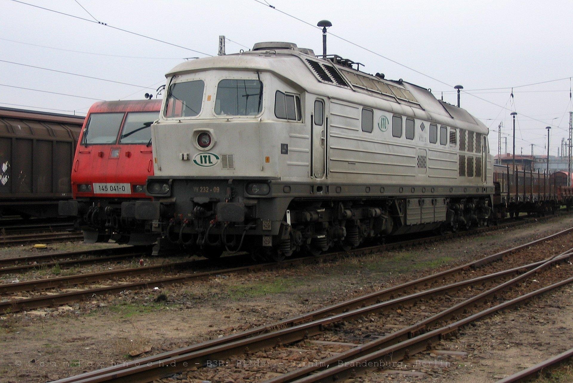 ITL W232-09 in Eberswalde