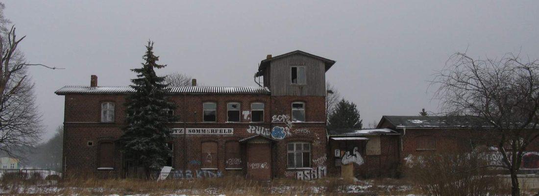 Bahnhof Beetz-Sommerfeld