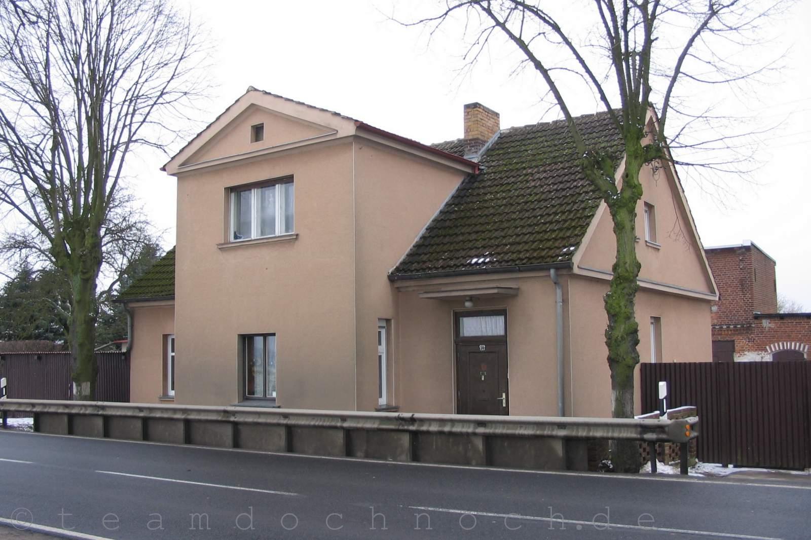 Chausseehaus in Groß Schönebeck