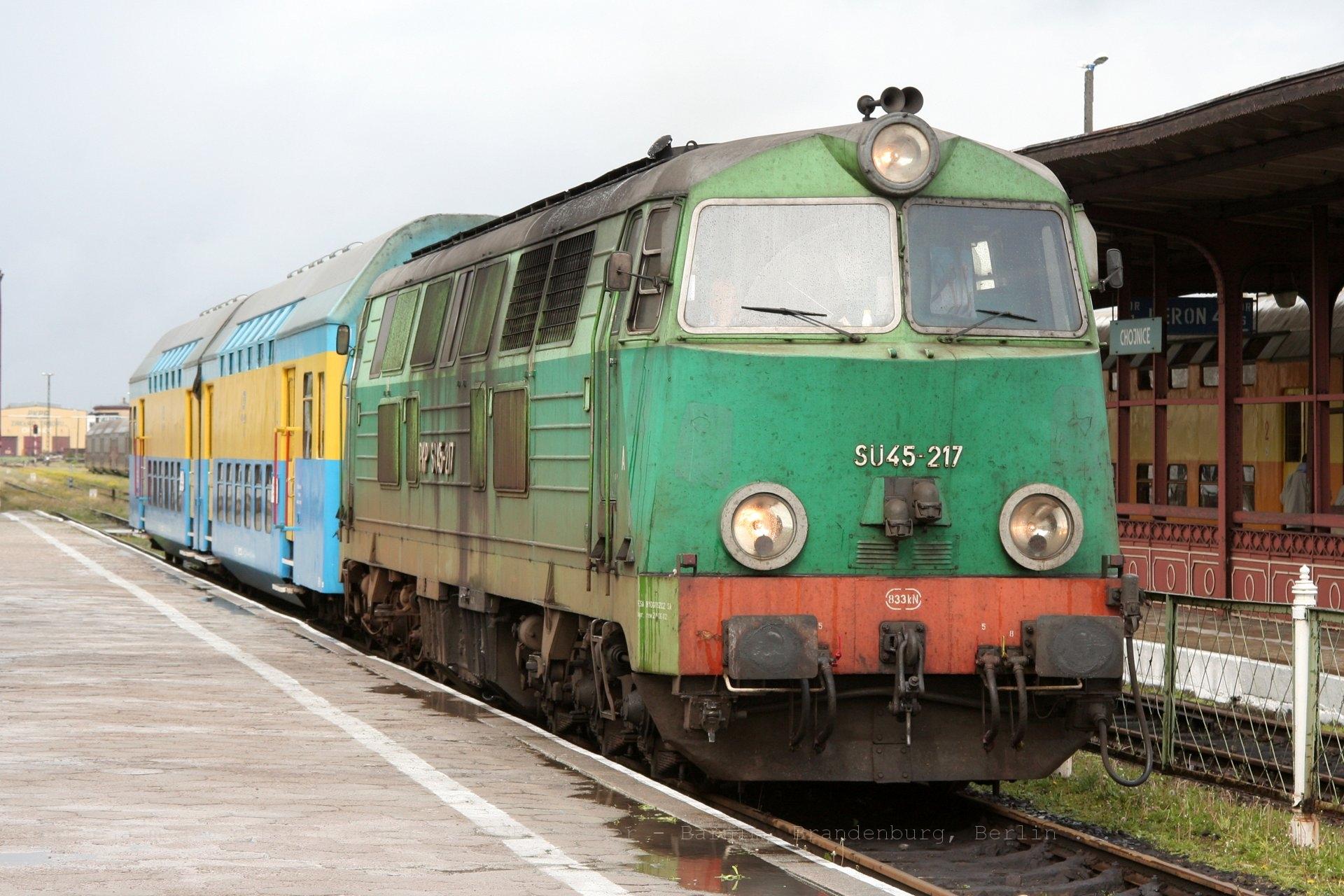 SU45-217 in Chojnice