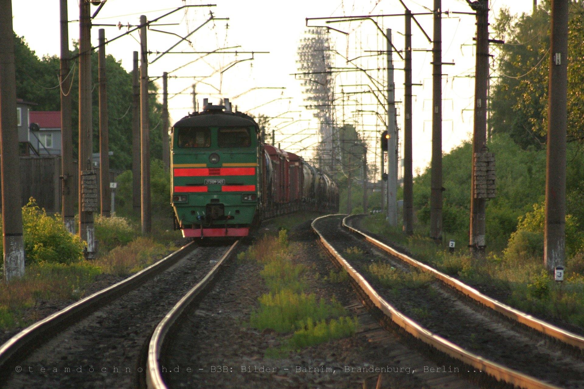 2TE10M-3421 in Riga