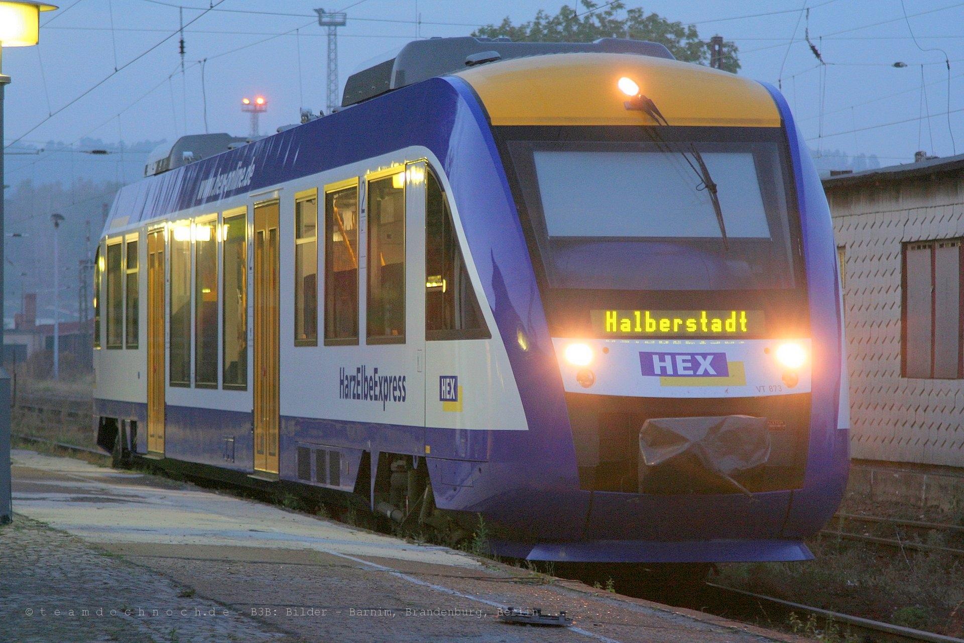 HEX VT 873 in Halberstadt