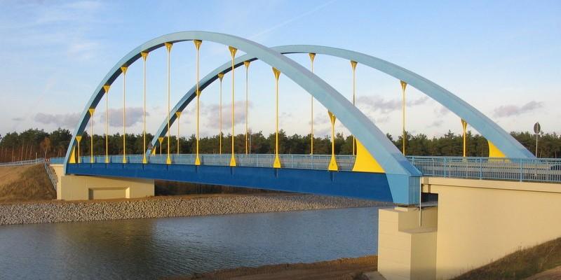 Brücke über die Neue Fahrt