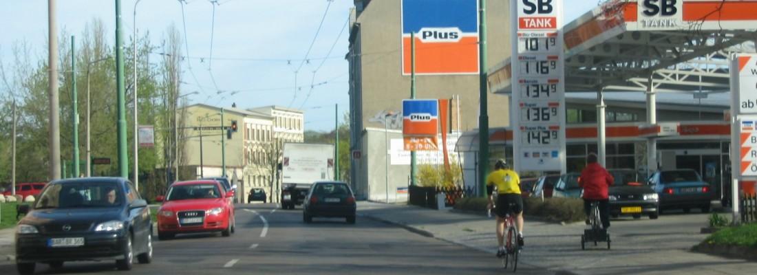 Tour de France in Eberswalde