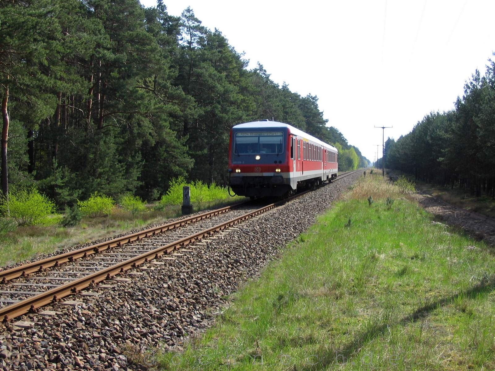 628 653-5 nach Rheinsberg