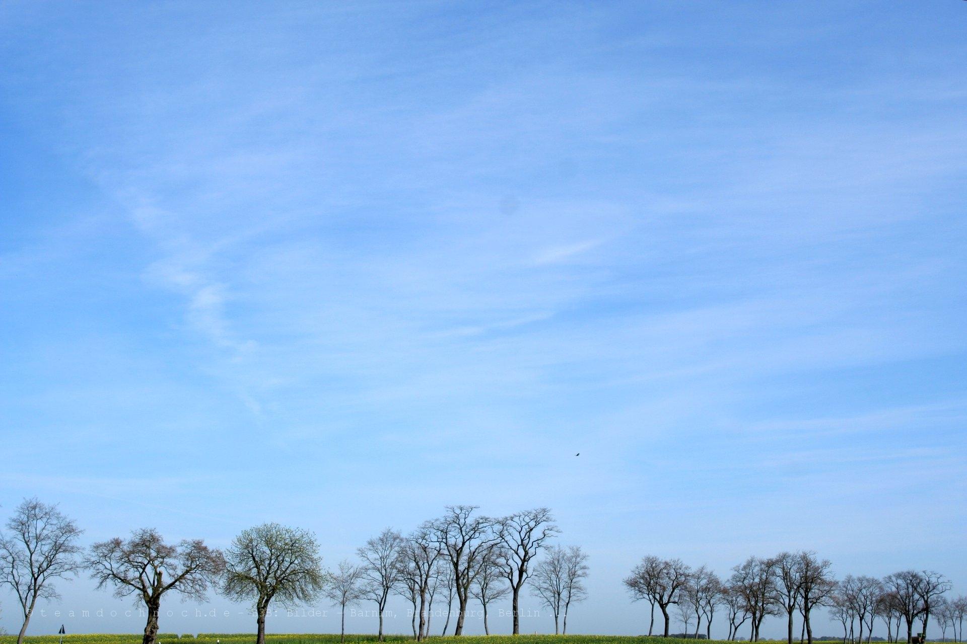 Horizonte in der Uckermark