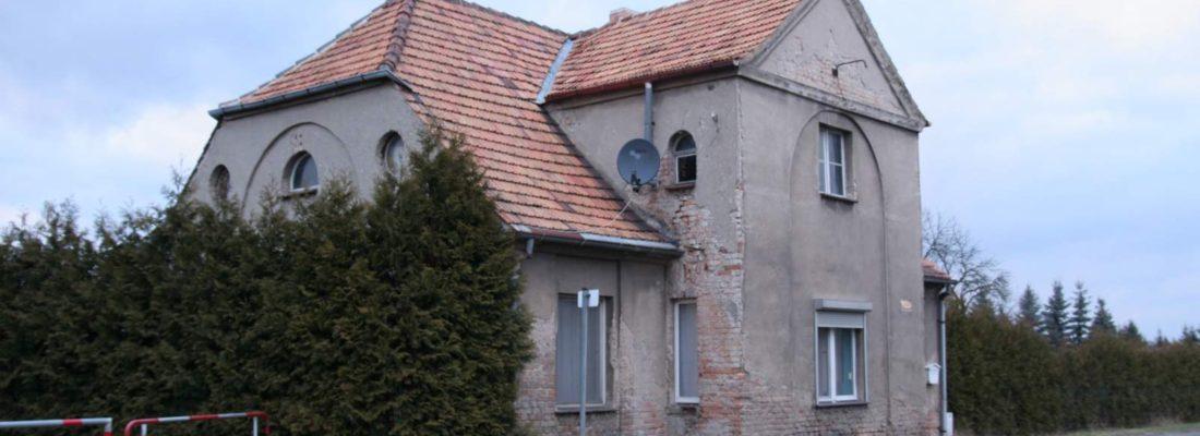 Chausseehaus südlich von Beelitz