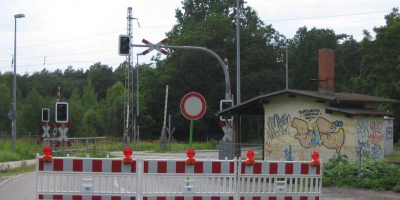 Baustelle Wildparkstrasse