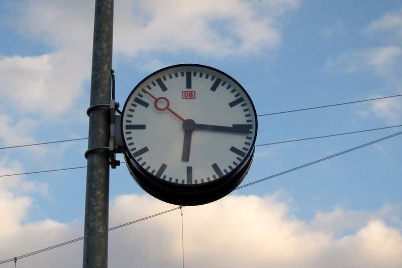 Zeitverschiebung