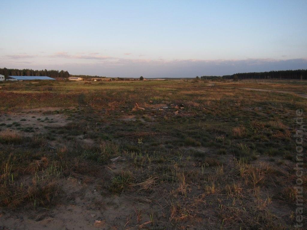 Solarflughafen Finow