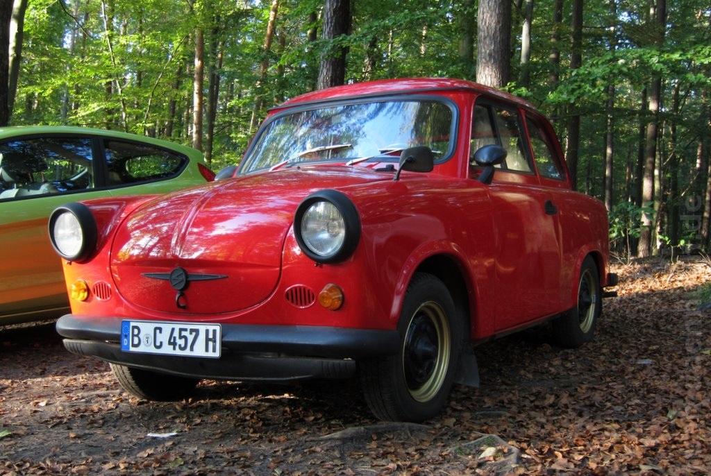 P50 und Trabant 1.1