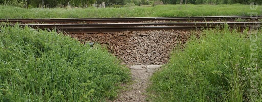Bahnübergänge in Wronki