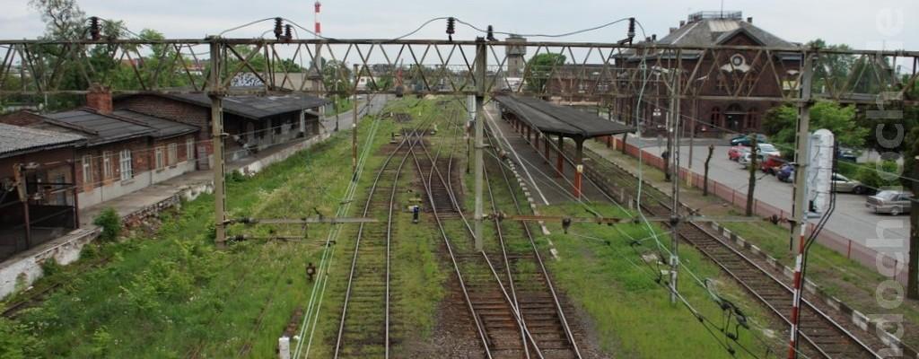 Bahnhof Jarocin
