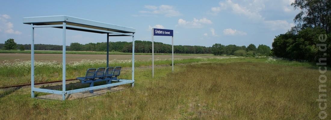 Bahnhof Grieben (b. Gransee)
