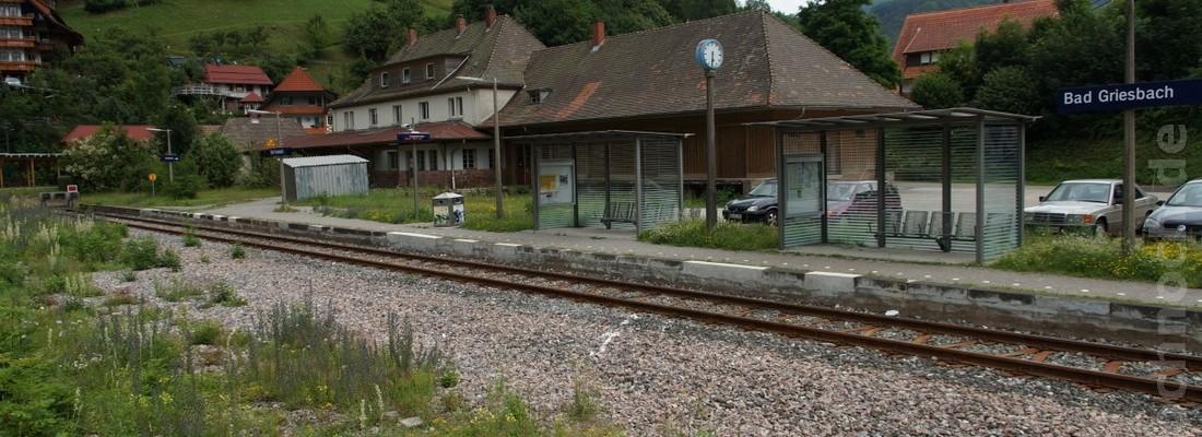Bahnhof Bad Griesbach
