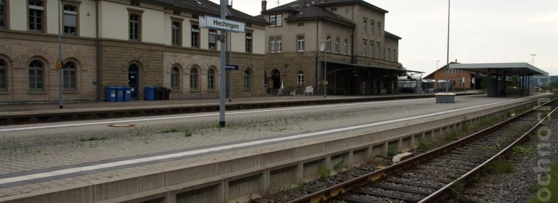 Bahnhof Hechingen
