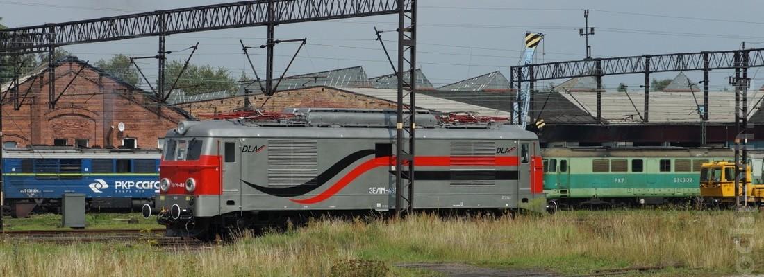3E/1M-488 im Bahnhof Węgliniec