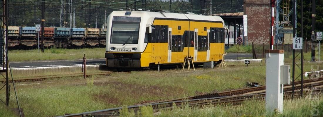 SA132-002 in Węgliniec
