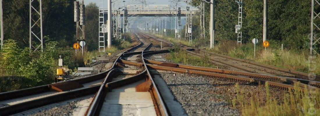 Gleise nach Süden