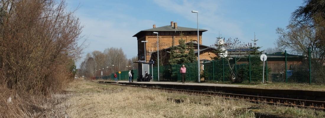 Bahnhof Wusterhausen/Dosse