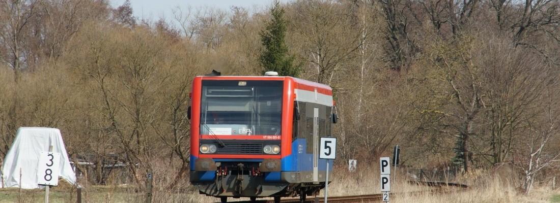 LVT/S der EGP südlich von Wusterhausen/Dosse