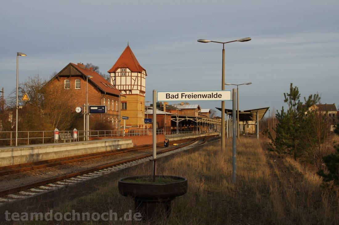 Bahnhof Bad Freienwalde