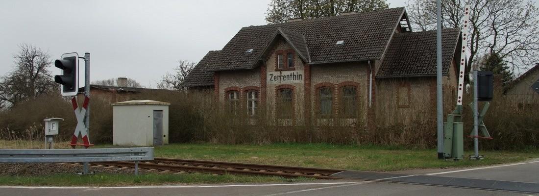 Bahnhof Zerrenthin