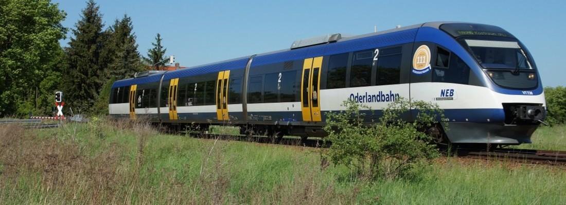 Oderlandbahn bei Werbig