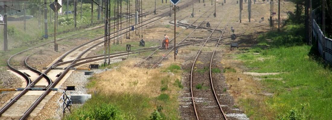 Bilder vom Bahnhof Sulechów