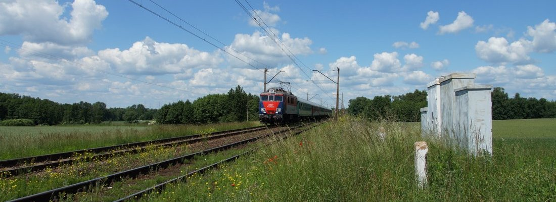 EU07 der Przewozy Regionalne bei Stare Bojanowo