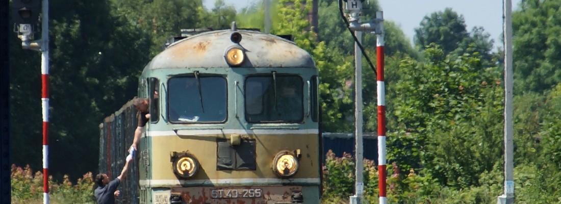 ST43-255 in Szprotawa