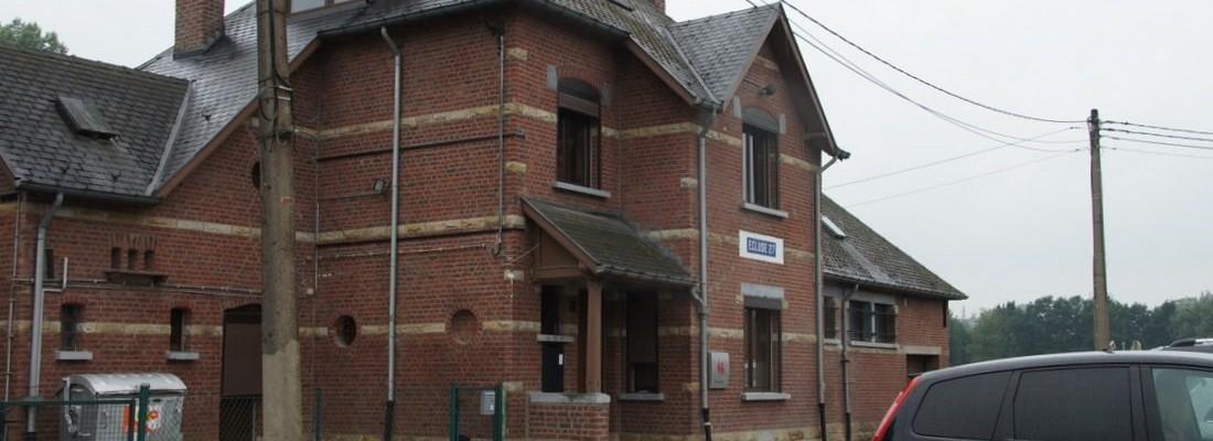 Schleusenwärterhaus der Schleuse Nr. 27