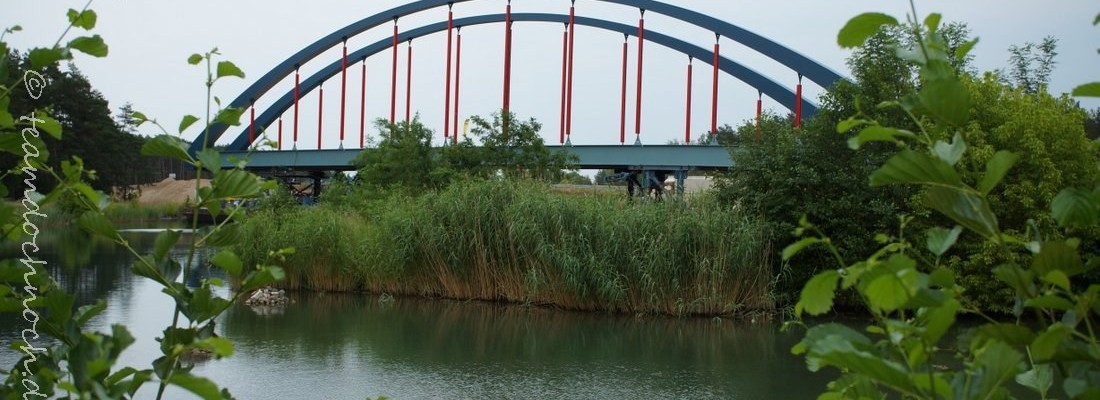 Herantasten an die Klosterbrücke