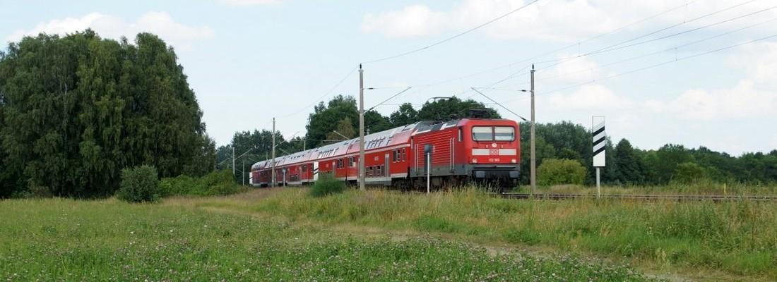 RE3 bei Danewitz