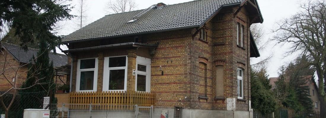 Chausseehaus Mellensee Bahnhofsallee