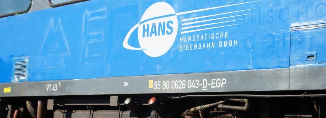 HANS VT43 in Wesenberg
