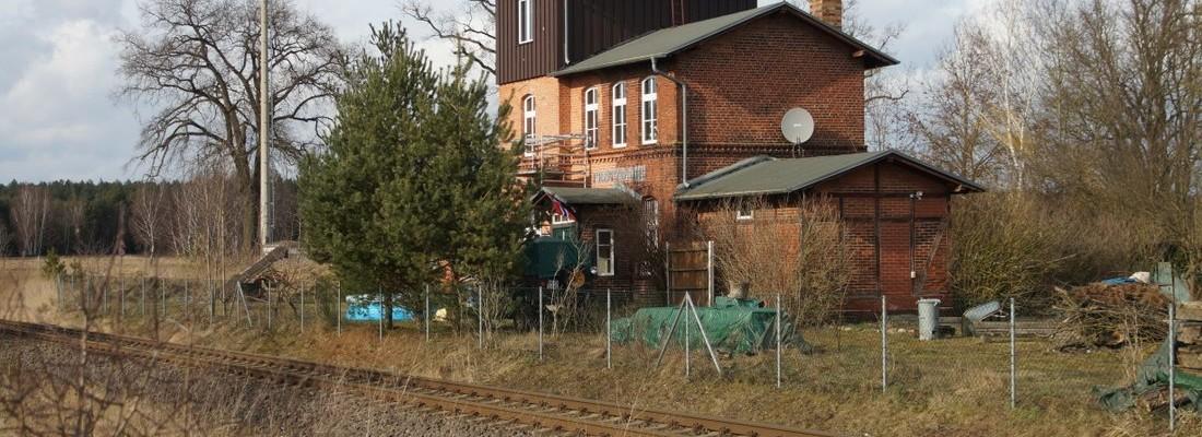 Bahnhof Fretzdorf