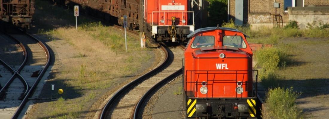 V60D der WFL in Eberswalde