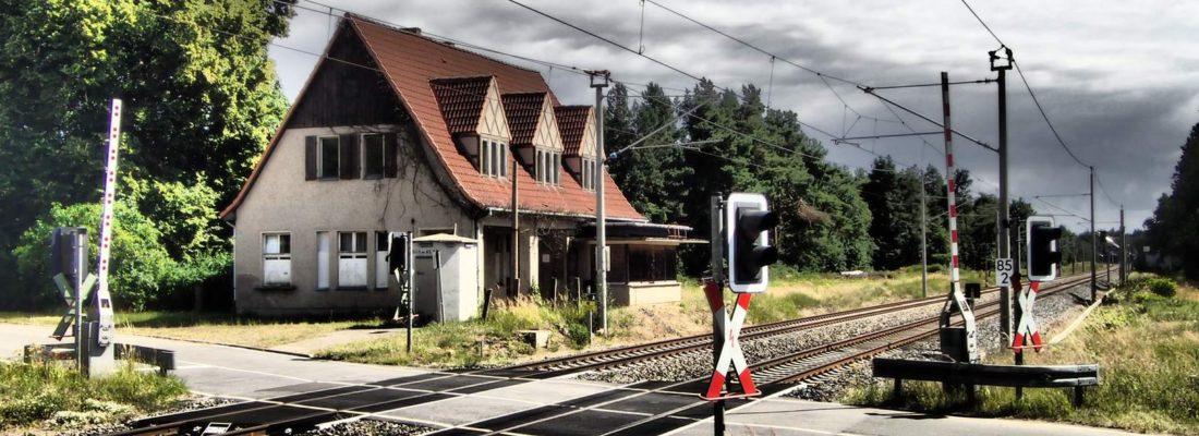 (ehemaliger) Bahnhof Düsterförde