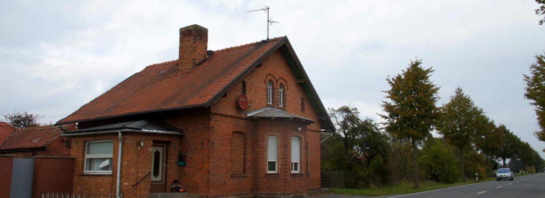 Chausseehaus in Kläden (Arendsee), B190