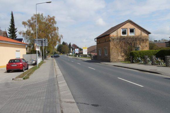 Chausseehaus in Löwenberg?