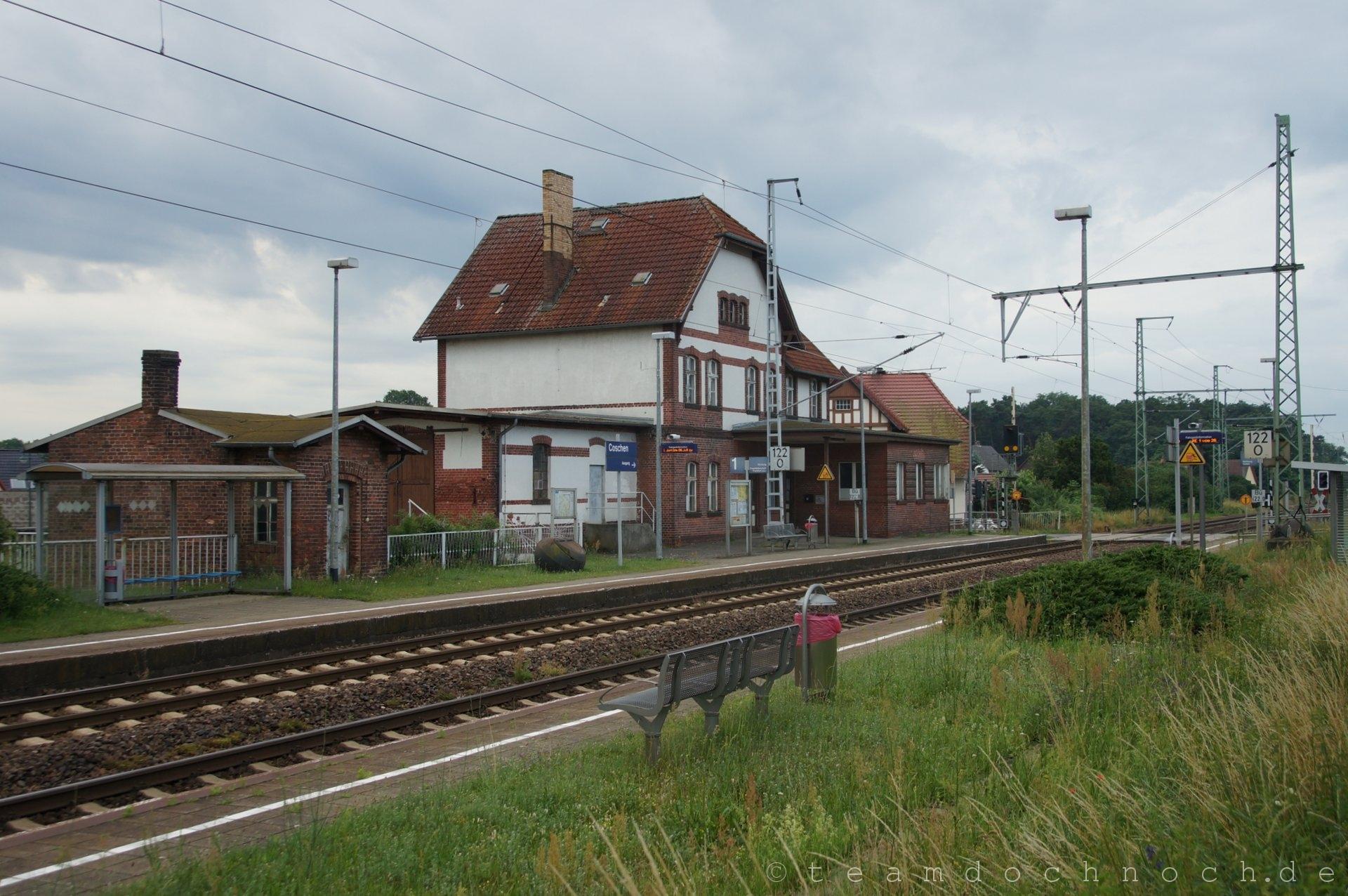 Bahnhof Coschen