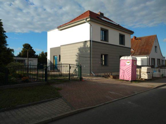 Umbauten und Neubauten in der Straße Zum Jugendheim