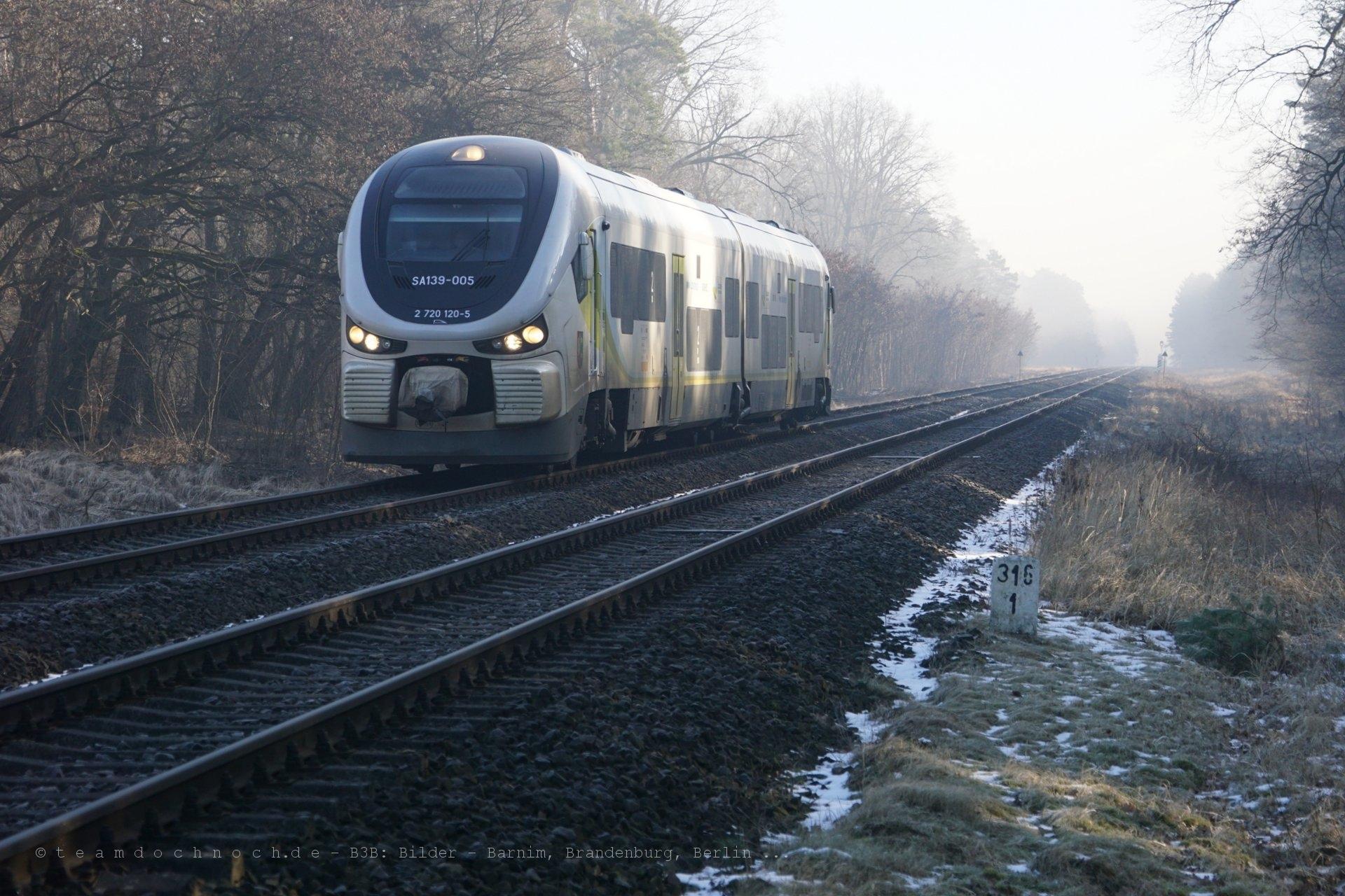 SA139-005 westlich von Nowiny Wielkie auf der Ostbahn