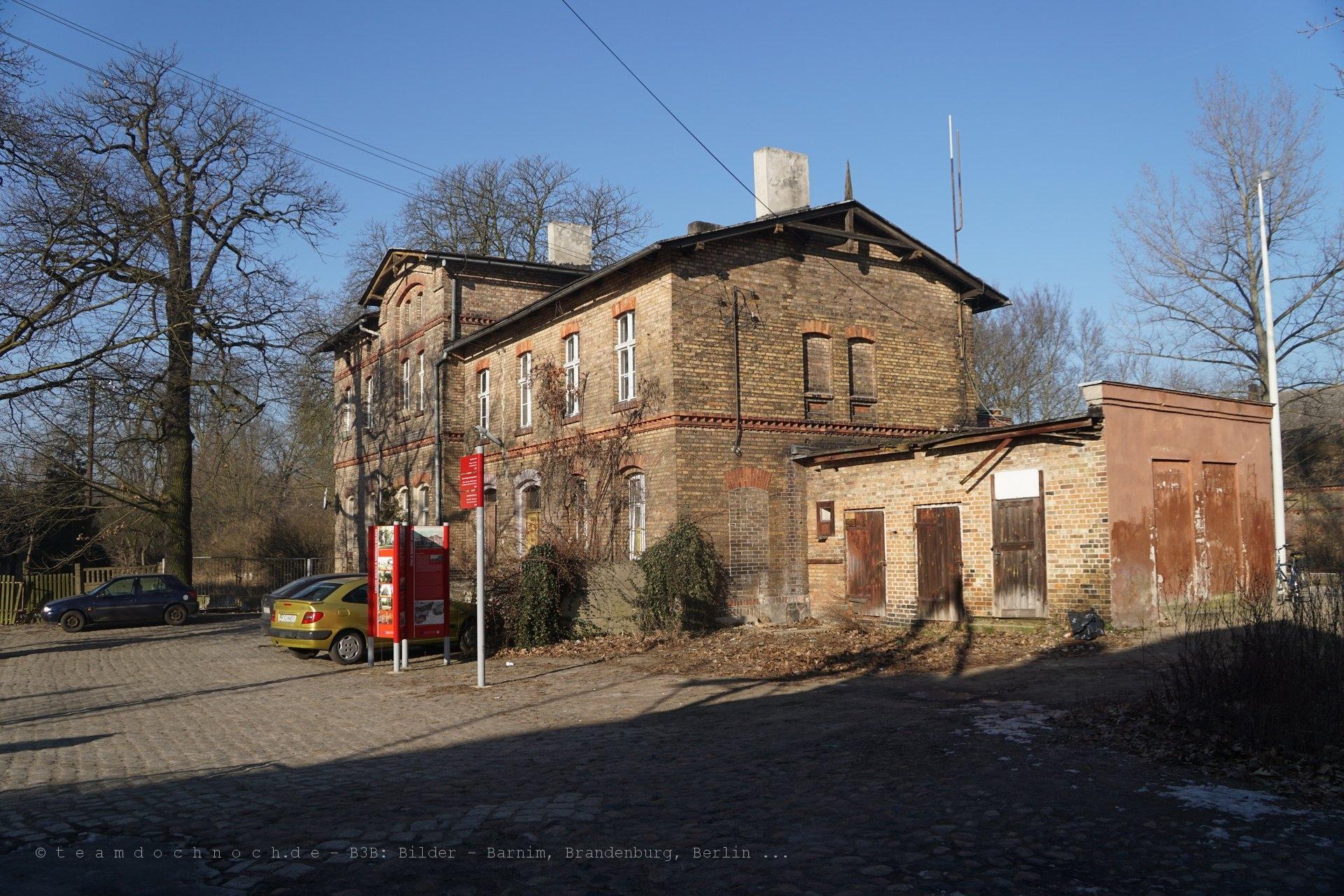 Bahnhof von Nowiny Wielkie