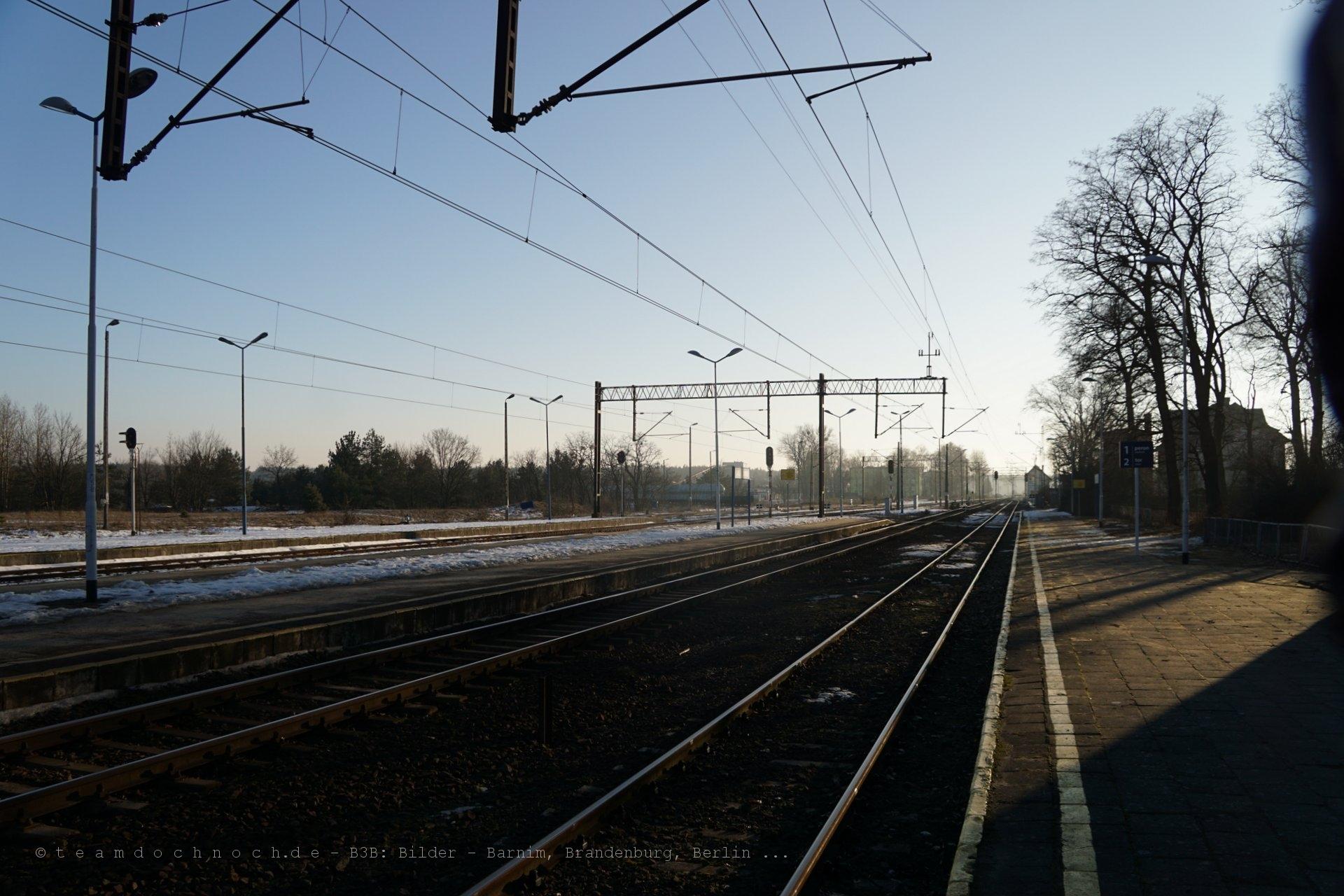 Bahnhof Jastrowie