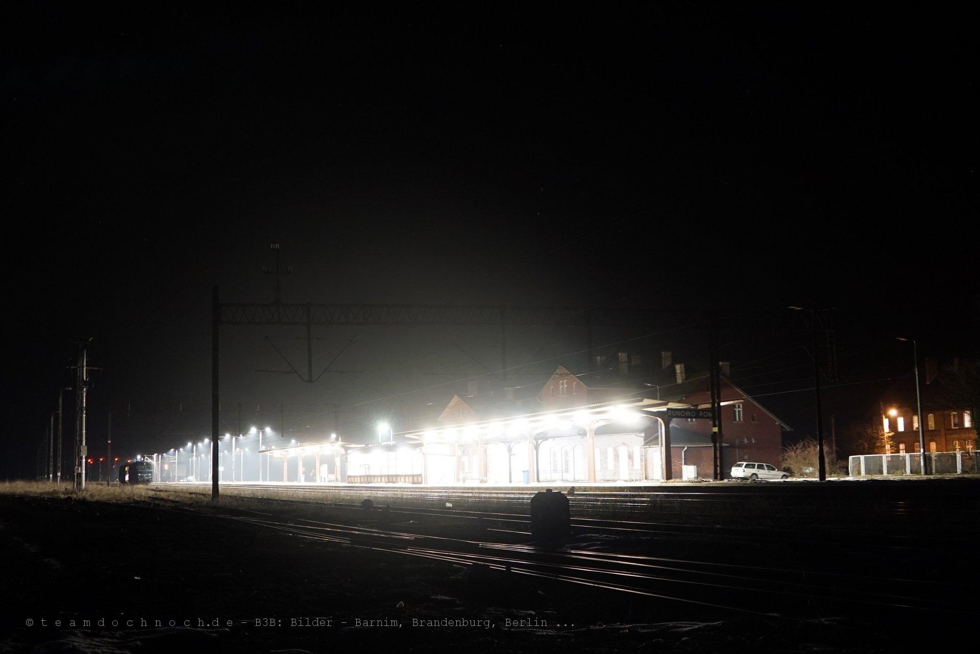 Bahnhof Runowo Pomorskie (stacja kolejowa)