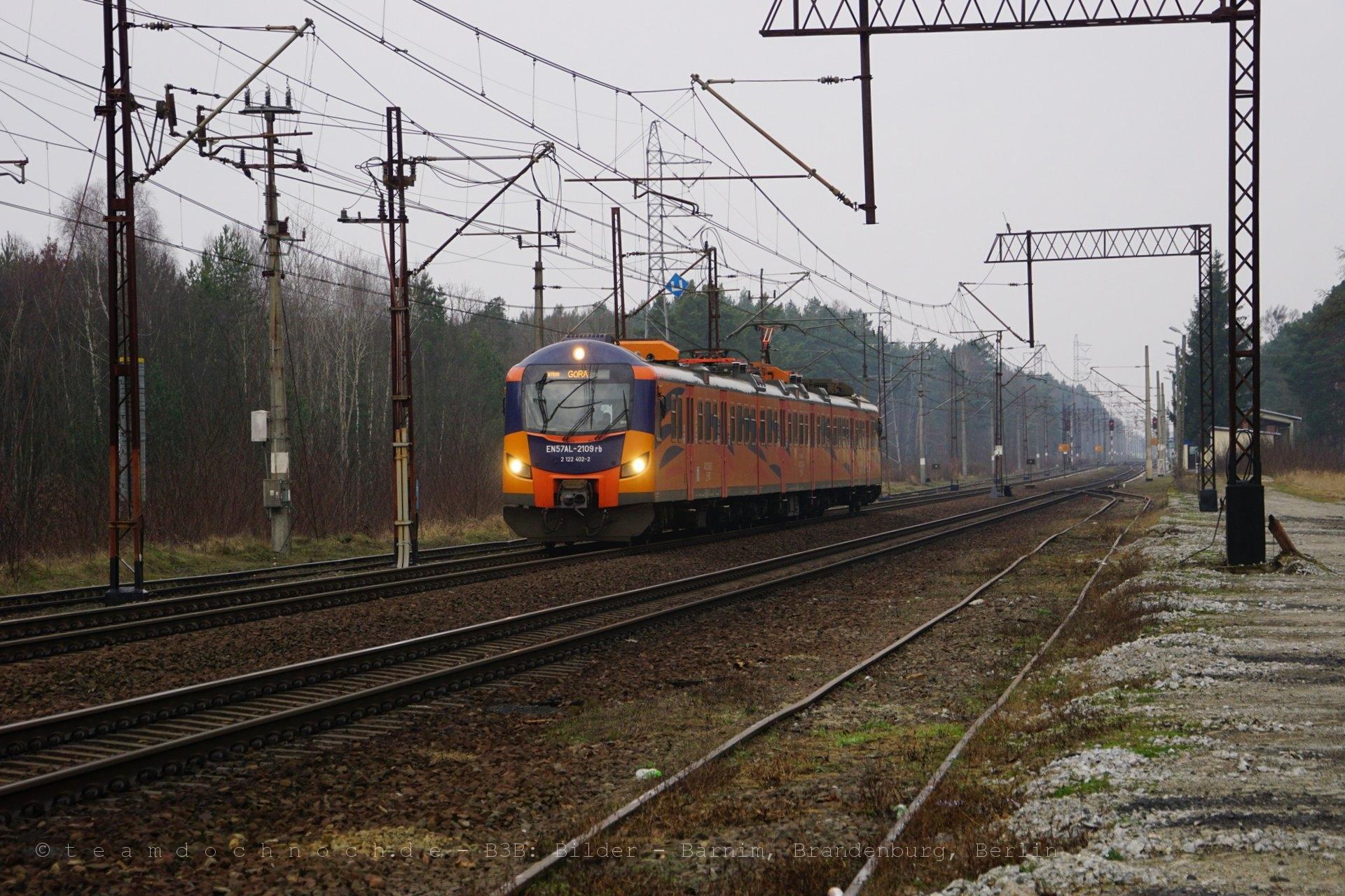 EN57AL-2109 in Jerzmanice